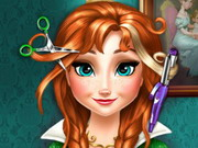 Frozen Anna Real Haircu…