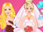Barbie Wedding Planner