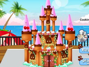 Chocolate Castle Cake