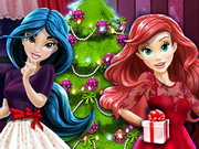 Disney Princesses And The Perfect Christmas