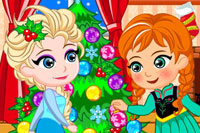 Princess Anna Christmas…