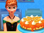Anna Cooking Cheese Cak…