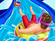 Aquapark.io Water Slide…