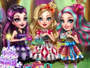Ever After High Tea Par…
