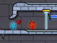 Fireboy And Watergirl 4: Crystal Temple Hacked