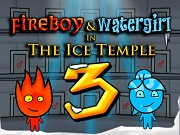 Fireboy and Watergirl 3 The Ice Temple