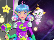 Galaxy Girl Real Makeov…
