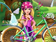 Girls Fix It - Rapunzel's Bicycle