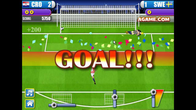 Penalty Shootout 2014 Hacked