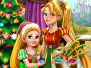 Rapunzel Mommy Christma…
