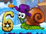 Snail Bob 6 + Winter Story