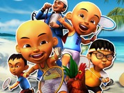 Upin and Ipin Hidden Objects