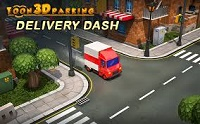 Toon 3D Delivery Rush