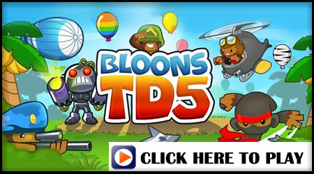 Bloons TD 4 Unblocked