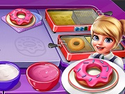 Cooking Fast 2 Donuts