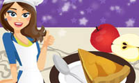 Cooking With Emma: French Apple Pie