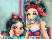 Snow White Mommy Real